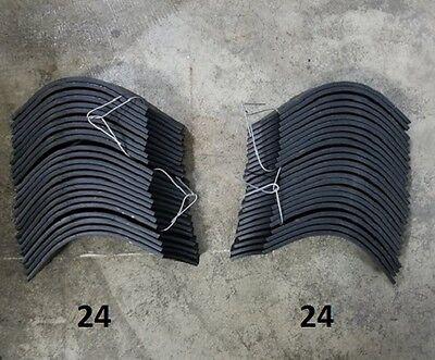 24 Each LH & RH Tines for Land Pride RTA2064-6 & RTR2064-6 # 820-057C / 820-058C