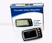 Low Vision Magnifier