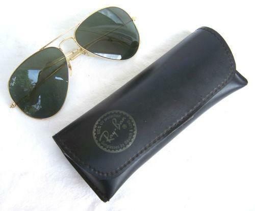 ray ban glass case  ray ban aviator case