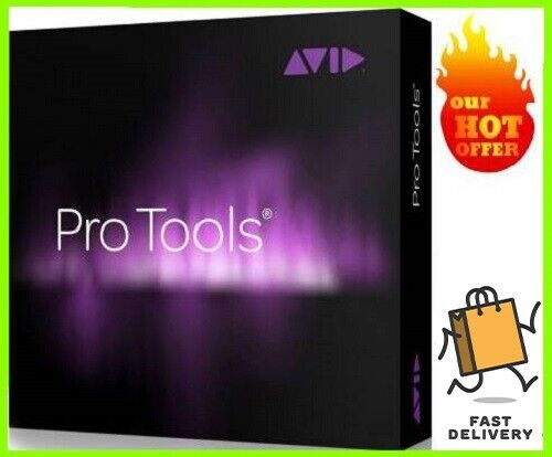 Pro Tools V12.5 Lifetime License For Windows & MAC ✅ E-Delivery 📩