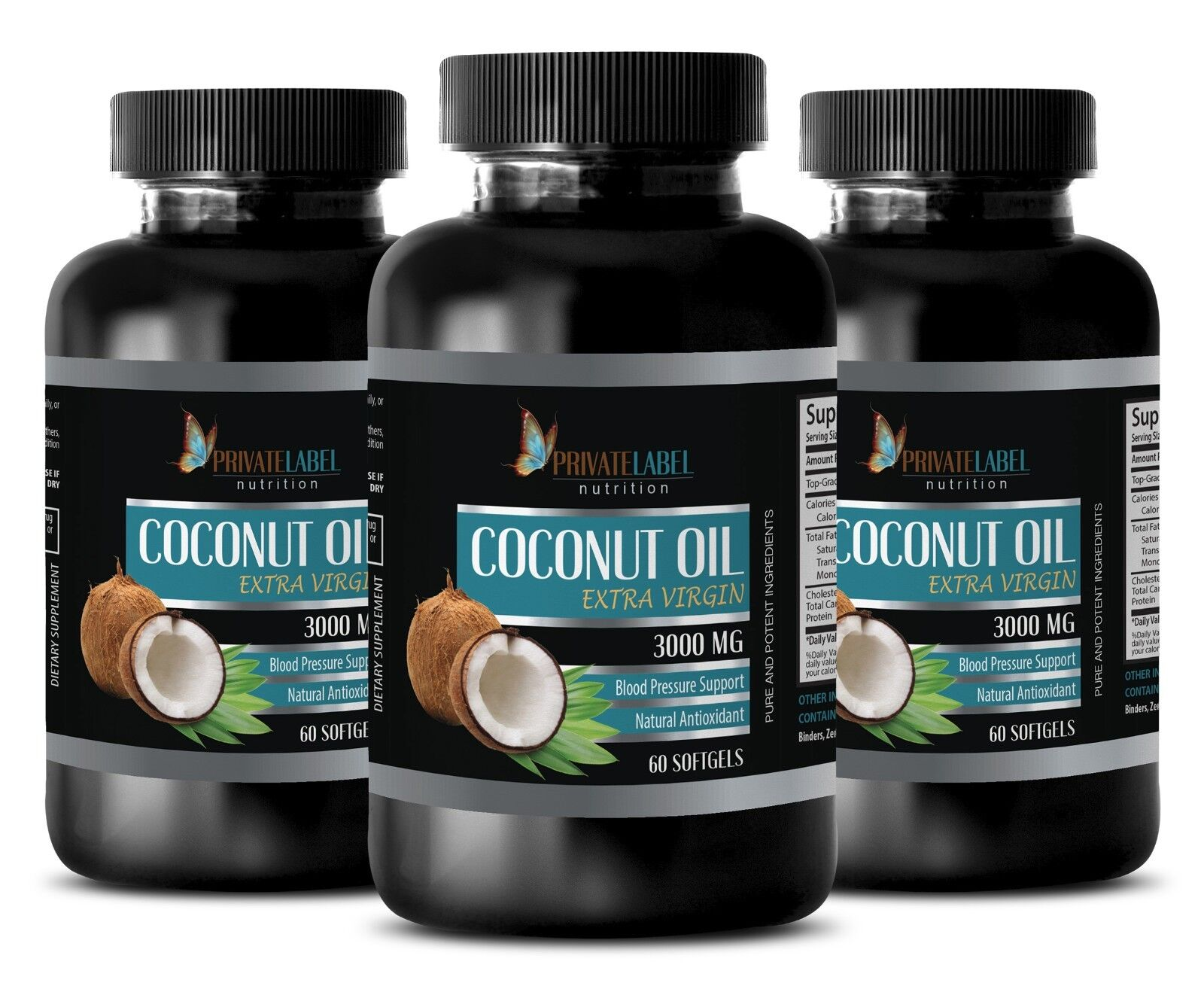 Immune Support Chapter - Extra Virgin Coconut Oil 3000mg ...