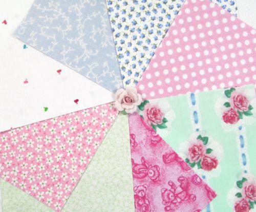 Baby girl fabric ebay for Baby girl fabric