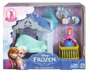 Frozen MagiClip Flip Switch Castle & FarmTrain TableTimber Tots