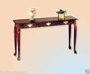 Queen Anne Sofa Tables