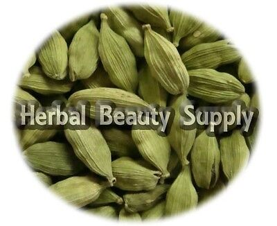 100g Green Cardamom Pods Whole Elachi Indian Spice Dry Best Quality -
