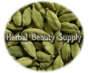 100g Green Cardamom Pods Whole Elachi Indian Spice Dry Best Quality USA