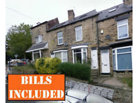 STUDENT LET - 3 double bedroomed student house in very good location. BILLS INCLUSIVE