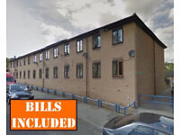 3 double bedroomed furnished mid terrace within walking distance to the Arts Tower. BILLS INCLUSIVE