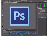 ADOBE PHOTOSHOP CS6 EXTENDED MAC--PC