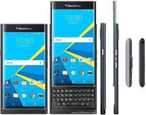 LINCROYABLE BACKBERRY PRIV ANDROID FULL TOUCHSCREEN + QWERTY SLIDER UNLOCKED/DEBLOQUE WIFI FIDO BELL CHATR BELL TELUS++