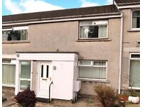Unfurnished 2 Bedroom Upper Flat in Polmont - Available Now - GCH with Garage - Near Train Station