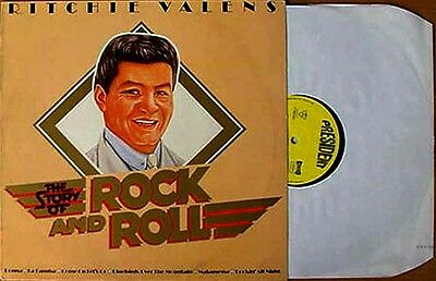 Ritchie Valens   Story Of Rock And Roll   German Lp