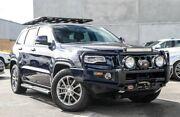 2014 Jeep Grand Cherokee WK MY15 Laredo Blue 8 Speed Sports Automatic Wagon Osborne Park Stirling Area Preview