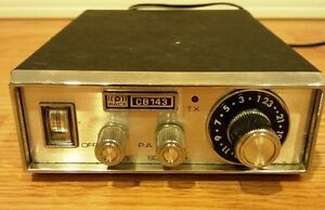 Pace 143 CB transceiver