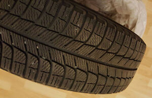 Michelin 215/60R16/XL 99H Extra Load Snow Tires with Rims St. John's Newfoundland image 4
