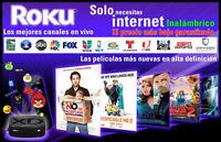 SERVICIO DE TV LATINA