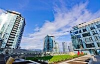 **Coal Harbour's Landmark - the 'West Pender Place'**