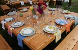 Looking for: Free or Inexpensive Dinner Plates