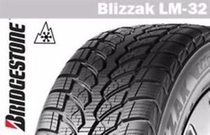 Set of 4 brand new winter tires P205/55R16 Bridgestone Blizzak LM-32