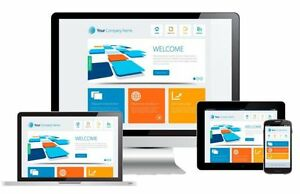 Professional Website Design ONLY $299