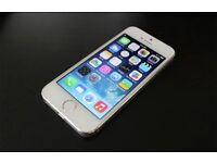 iPhone 5s unlocked White £135