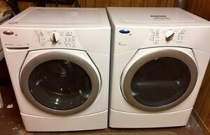 Whirlpool 4.0 Cu. Ft. Duet® Front Load Washer and Dryer