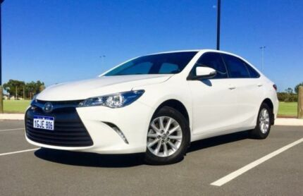 2017 Toyota Camry ASV50R MY16 Altise White 6 Speed Automatic Sedan Kenwick Gosnells Area Preview