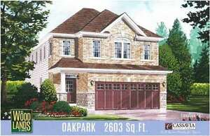 ANGUS/BARRIE 4 BD/4BTHRM 2 CAR GARAGE 2603 SQ.FT. BRAND NEW!!!