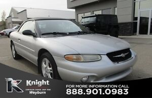 2000 Chrysler Sebring JX Convertible 1 Tax