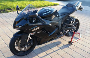 2007 Kawasaki Ninja ZX6r, One owner, Mint condition
