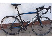 2 x Road Bikes - 50cm Ladies 58cm Man's Road Bike Shimano 105, excellent condition.