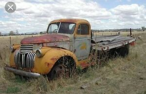Old Truck Wanted Pelverata Huon Valley Preview