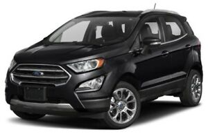 2018 Ford EcoSport SE 4WD 200A