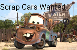 Top Dollar Paid for your Scrap Car!!