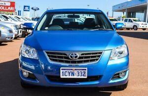 2008 Toyota Aurion GSV40R Touring Caribbean Blue 6 Speed Sports Automatic Sedan