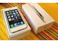 like new use condition Apple iPhone 5 16gb factory Unlocked boxed