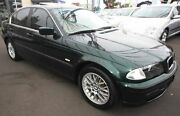 2000 BMW 325I E46 Executive Green 5 Speed Sports Automatic Sedan Batemans Bay Eurobodalla Area Preview