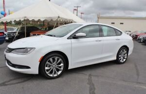 2016 Chrysler 200 C Leather Loaded