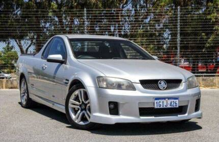 2009 HOLDEN COMMODORE VE SS UTE 6 SPEED MAN ONE OWNER !!!