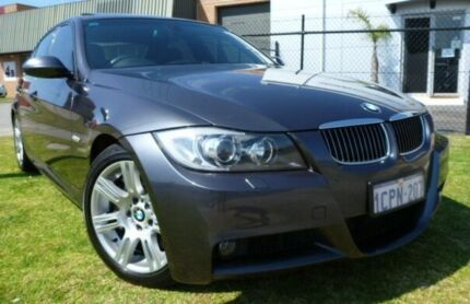 2007 BMW 335i E90 M-Sport Grey 6 Speed Automatic Sedan Alfred Cove Melville Area Preview