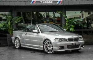 2006 BMW 330Ci E46 Sport Silver 5 Speed Auto Steptronic Coupe Bowen Hills Brisbane North East Preview