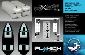 Flyhigh fatsac boat Ballast Sale ~