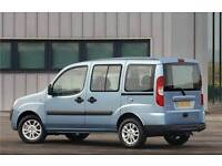 Fiat Doblo Wanted