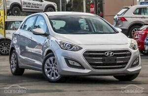 2015 Hyundai i30 GD3 Series II MY16 Active Silver 6 Speed Sports Automatic Hatchback Aspley Brisbane North East Preview