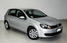 2012 Volkswagen Golf VI MY12.5 118TSI DSG Comfortline Silver 7 Speed Sports Automatic Dual Clutch Ha Edgewater Joondalup Area Preview