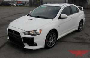 2008 Mitsubishi Evolution Sedan AWD RARE