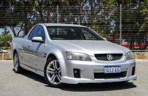 2009 Holden Ute VE MY10 SS Black 6 Speed Manual Utility Kenwick Gosnells Area Preview