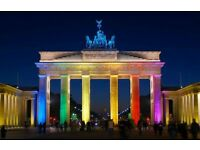 Gay guy going to Berlin for New Year's Eve - Travel Buddy?