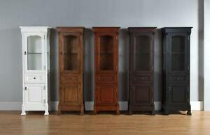 BROOKFIELD LINEN CABINET - Available in 5 Finishes