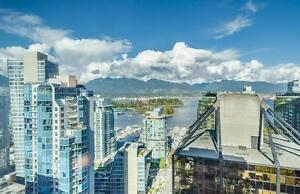 3-bed view home in Coal Harbour! www.DowntownVancouverGroup.com